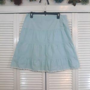 Royal Robbins vtg cotton skirt sz 6 *Y